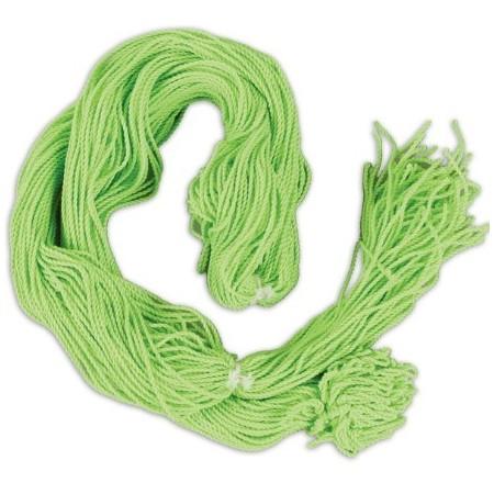 Polyester Green string bundle of 100 strings