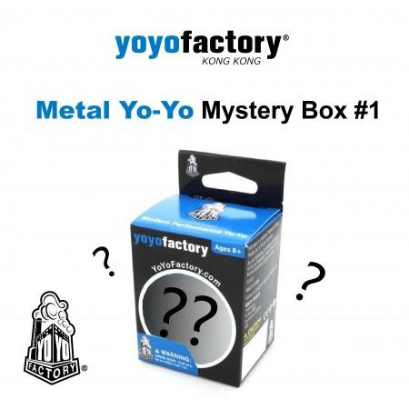 Metal Yo-Yo Mystery Box Episode 1